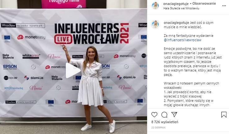 LIVE Influencers Wrocław
